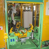 自動車部品製造治具機器