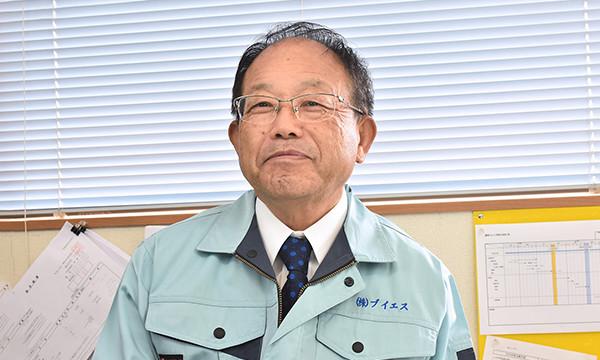 代表取締役 福森 宣弘
